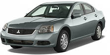 Чехлы на Mitsubishi Galant (IX) с 2003 года до этого времеми