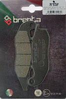 Итальянские тормозные  колодки BRENTA FT 3147 органические  на мотоциклы