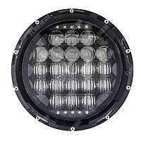 FB-HL105A Светодиодные LED фары 7 дюймов (Нива, УАЗ 469, ГАЗ 24, ВАЗ 2101, Хаммер, FJ Cruiser, w463, мотоцикл)