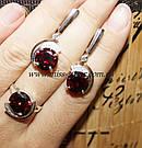 Комплект серьги и кольцо Лэйла, фото 7