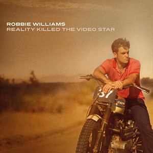 СD-диск Robbie Williams - Reality Killed the Video Star