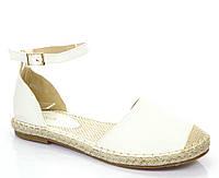 Женские босоножки, сандали на плоской подошве по доступной цене