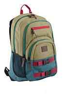Рюкзак подростковый School T-35 Curtis, 48*33*14см 553207