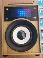 Портативная колонка KTS-668 Bluetooth (MP3, FM, USB, TF)