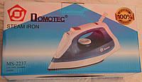 Утюг c тефлоновым покрытием Domotec MS-2237 (2000W)