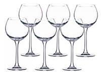 Набор бокалов для вина Эдем 280мл. 6шт