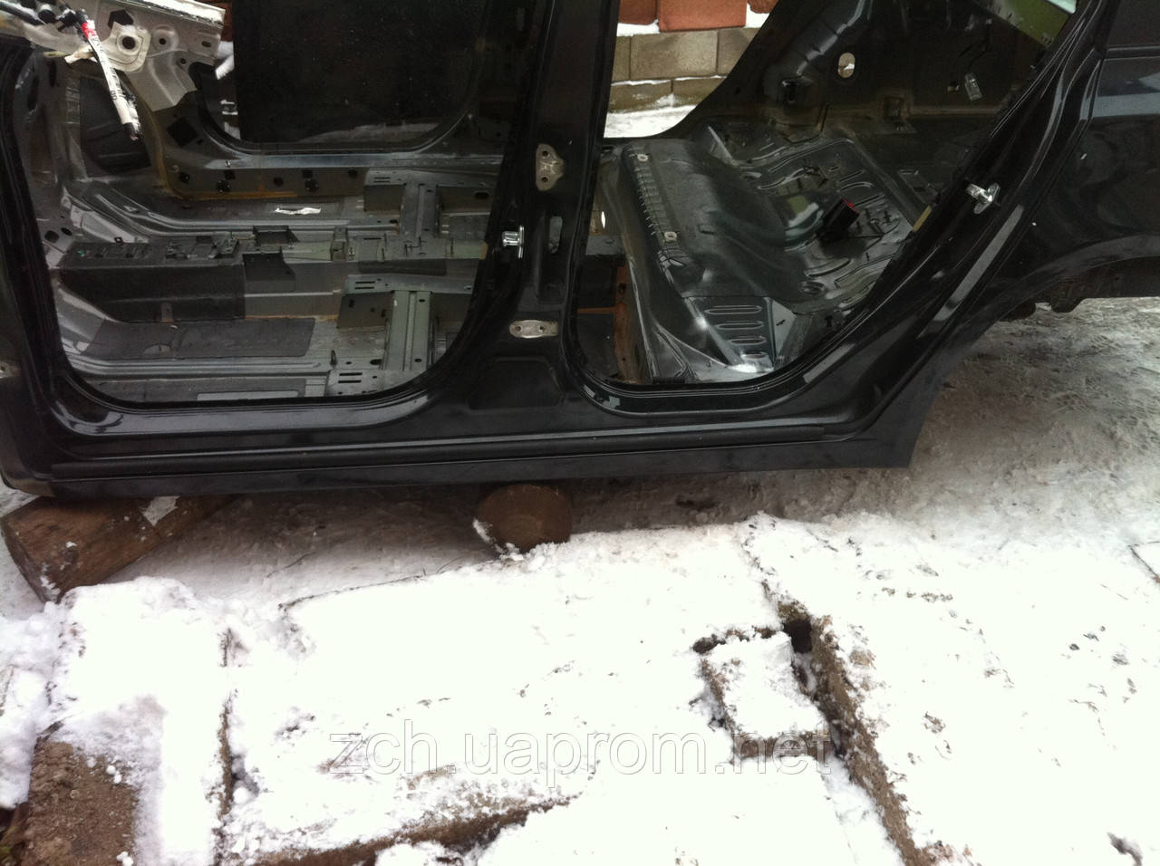 Стойка кузова средняя Chevrolet Cruze