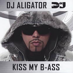 СD-диск. DJ Aligator – Kiss My B-ass