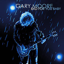 СD-диск. Gary Moore - Bad For You Baby
