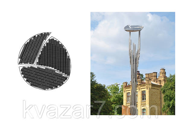 Эксклюзивная солнечная батарея KV7, фото 2