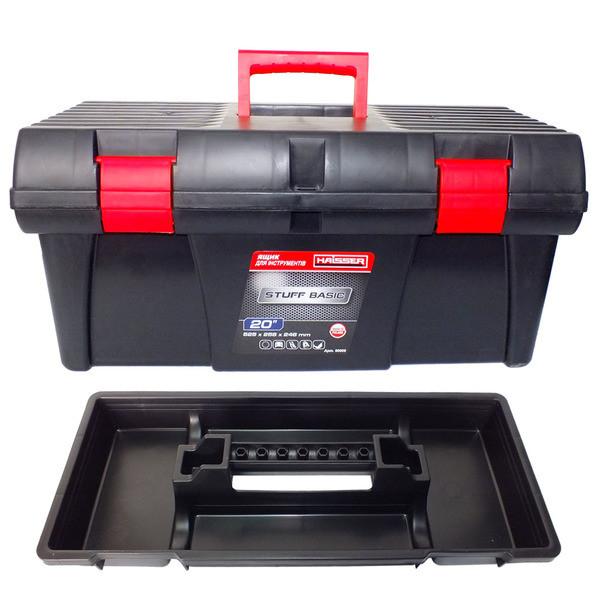 Ящик для инструментов Haisser Stuff Basic 20 (90009)