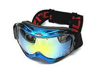 Маска очки для сноуборда Polizia