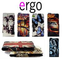 Чехол Print-Case для Ergo F500 Force