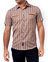 Мужская рубашка W.A.S.P, 1188Mbrown