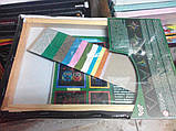 Картина из ниток. Изонить 'Совы' (IZN-01-04), фото 2