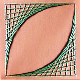 Картина из ниток. Изонить 'Совы' (IZN-01-04), фото 5