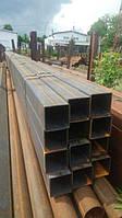 Труба стальная профильная 80х40(х60/х80)х2/х3/х4мм ГОСТ 8639/8645