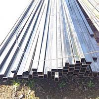 Труба стальная профильная 30х20(30)х2мм ГОСТ 8639/8645