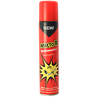 Дихлофос ИнсектоР InsectoR универсальный без запаха, 200 мл (аэрозоль)