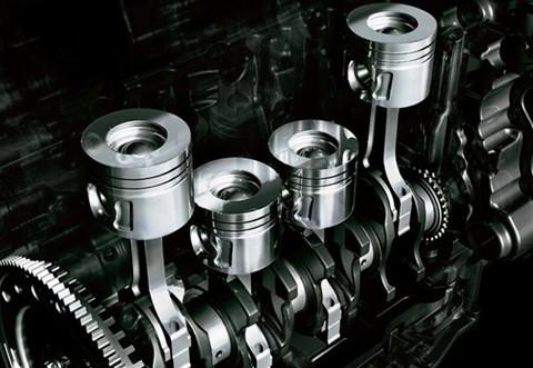 Ремонт двигателя внутреннего сгорания (ДВС) вилочного погрузчика