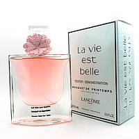 Тестер - парфюмированная вода Lancome La Vie Est Belle Bouquet De Printemps, 75 мл