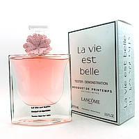 Тестер - парфюмированная вода Lancome La Vie Est Belle Bouquet De Printemps, 75 мл, фото 1