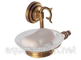 Мыльница настенная бронзовая KUGU Versace Antique 207A