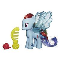 Фигурка My Little Pony Rainbow Dash (Рейнбоу Даш) из серии Cutie Mark Magic Water Cuties.