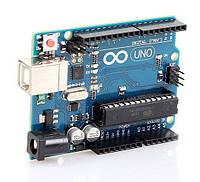 Клон Arduino Uno Rev3 с кабелем USB