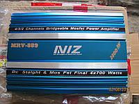 Усилитель 4 канальный NONAME 2800W