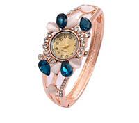 Часы-браслет с камнями