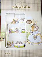 Набор  посуды для детей   Bobby Rabbit