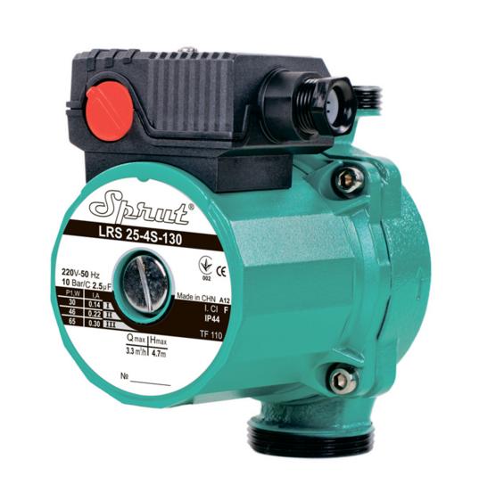 Циркуляционный насос для систем отопления Sprut LRS 25–4S–130