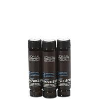 L'oreal Professionnel Homme Cover 5 - Окрашивающий гель для волос 3 (темный каштан), 3*50 мл