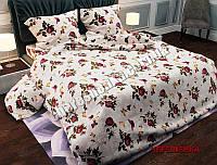 """Ткань для постельного белья Бязь """"Gold"""" GL12733bordo (50м)"""