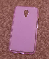 Силиконовый чехол накладка для iPhone 3G Pink