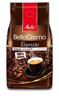 Кофе в зернах  Melitta BellaCrema Espresso,  1 кг