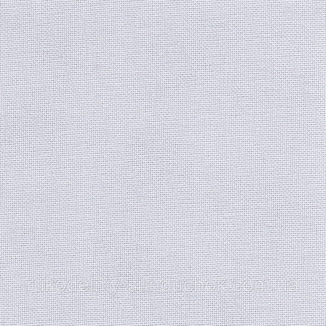 Ткань равномерного переплетения Zweigart Murano Lugana 32 ct. 3984/7011 Silvery Moon (лунное серебро)