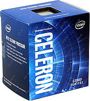 Процессор Intel Celeron G3900 2.8GHz Box (BX80662G3900)