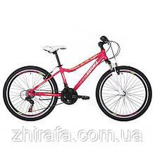 Спортивный велосипед Profi Малиновый 26'' (GW26CARE A26.1),  Shimano 21SP