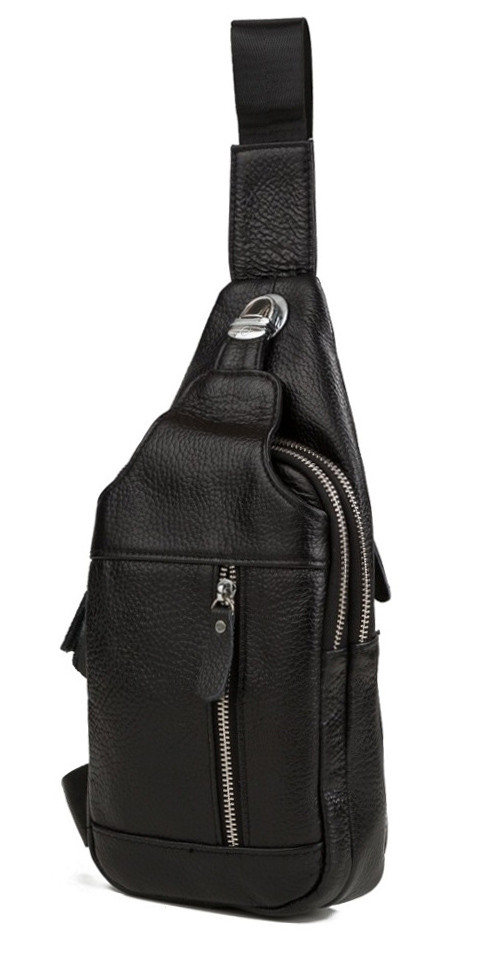 Сумка-мессенджер Tiding Bag M38-8150A черная