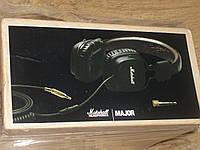 Наушники Marshall Major Deep Bass DJ Studio Headphones стильные наушники-гарнитура (микрофон)