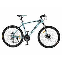 """Спортивный велосипед Profi 26"""" G26GENTLE A26.1, Shimano 21SP"""