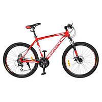 """Спортивный велосипед Profi Красный 26"""" MODERN"""