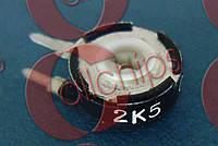 Резистор переменный PT15NH 2K5 PIHER DIP