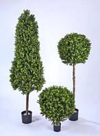 Искусственные растения, кашпо
