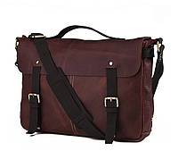 Сумка-мессенджер Tiding Bag G9957 коричневая
