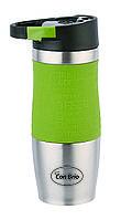 Термокружка Con Brio CB-348 (0.38л) Зеленый
