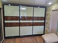 Шкаф-купе стекло +оракал, фото 1