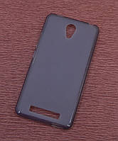 Силиконовый чехол накладка для Nokia 206 Asha Black